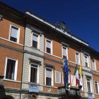 Palazzo Comunal - Meneghetti - Portomaggiore (FE)