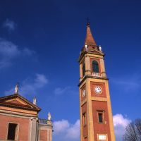 Chiesa parrocchiale - Meneghetti - Sant'Agostino (FE)