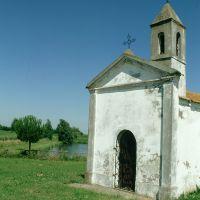Panfilia, Oratorio della Madonna della Consolazione - Samaritani - Sant'Agostino (FE)