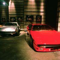 Dosso, Museo Lamborghini. Interno - Meneghetti - Sant'Agostino (FE)