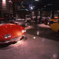 Dosso, Museo Lamborghini - meneghetti - Sant'Agostino (FE)