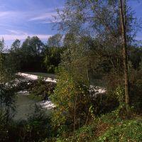 Il fiume Reno - Meneghetti - Sant'Agostino (FE)