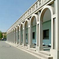 il porticato - Baraldi - Tresigallo (FE)