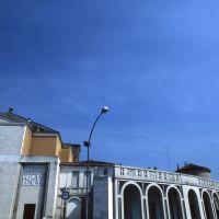 Chiesa di Sant'Apollinare e portici - Meneghetti - Tresigallo (FE)
