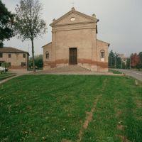 Oratorio del palazzo della Diamantina - Samaritani - Vigarano Mainarda (FE)