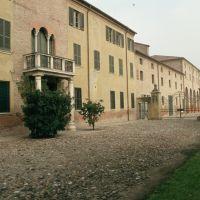 Oratorio del palazzo della Diamantina - Smaritani - Vigarano Mainarda (FE)
