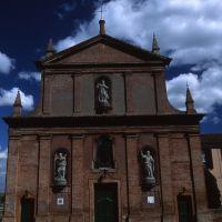 Pieve dei Santi Pietro e Paolo - Meneghetti - Vigarano Mainarda (FE)
