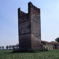 Villa Beltrami-Guariento. La torre - Zappaterra - Vigarano Mainarda (FE)