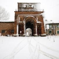 E intanto nevica - PAOLO BENETTI - Voghiera (FE)