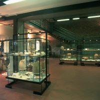 Museo Civico del Belriguardo. Vetrine espositive - Samaritani - Voghiera (FE)