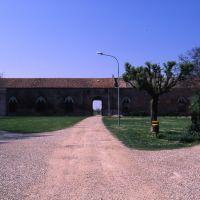 Delizia del Belriguardo. Corte interna - Zappaterra - Voghiera (FE)
