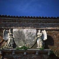 Delizia del Belriguardo. Stemma - Meneghetti - Voghiera (FE)