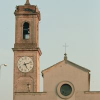 Voghenza, Chiesa di San Leo - Samaritani - Voghiera (FE)