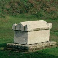 Voghenza, necropoli romana - Samaritani - Voghiera (FE)