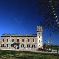 Casa di campagna a Gualdo - Meneghetti - Voghiera (FE)
