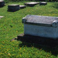 Sarcofago romano a Voghenza - Meneghetti - Voghiera (FE)