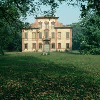 Villa Massari. Facciata - Samaritani - Voghiera (FE)