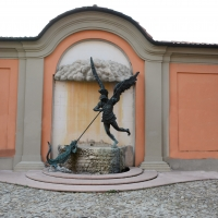 Fontana San Michele Arcangelo Cento - Renato Baruffaldi - Cento (FE)