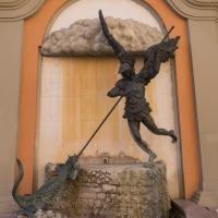 La fontana di S.Michele Arcangelo - Antonella Balboni - Cento (FE)