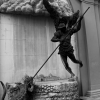 Fontana di San Michele Arcangelo - Ana-Maria Iulia Radoi - Cento (FE)