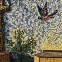 Mosaici del giardino - Antonella Balboni - Cento (FE)