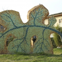 La grande foglia - Antonella Balboni - Cento (FE)