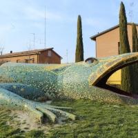 Il lucertolone - Antonella Balboni - Cento (FE)