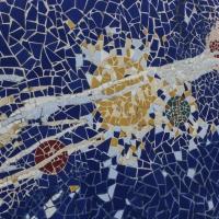 Mosaici con pianeti - Antonella Balboni - Cento (FE)