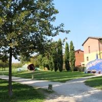 Veduta del Giardino del Gigante - Ana-Maria Iulia Radoi - Cento (FE)