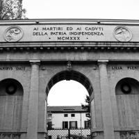 Il monumento ai caduti di Cento - Ana-Maria Iulia Radoi - Cento (FE)