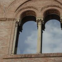 Dettaglio finestra del Palazzo del Governatore di Cento - Antonella Balboni - Cento (FE)