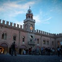 La Piazza del Guercino e il Palazzo del Governatore - Ana-Maria Iulia Radoi - Cento (FE)
