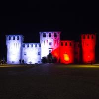 ROCCA DI CENTO IN RICORDO DELLE VITTIME DI BRUXELLES - Antonella Balboni - Cento (FE)