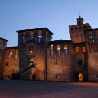 Rocca di Cento al tramonto - Renato Baruffaldi - Cento (FE)