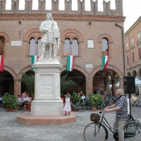 Monumento al Guercino - Cento - Renato Baruffaldi - Cento (FE)