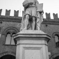 Statua del Guercino - Antonella Balboni - Cento (FE)