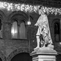 La statua del Guercino - Antonella Balboni - Cento (FE)