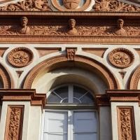 Facciata del teatro comunale - Antonella Balboni - Cento (FE)