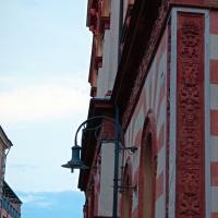 Facciata laterale del Teatro Borgatti - Ana-Maria Iulia Radoi - Cento (FE)