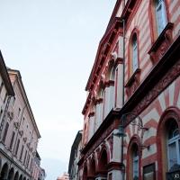 Il teatro storico e gli edifici circostanti - Ana-Maria Iulia Radoi - Cento (FE)