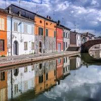 Ponte San Pietro - (Comacchio) - Vanni Lazzari - Comacchio (FE)