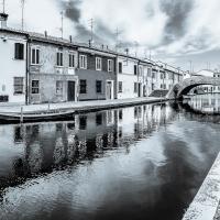 Ponte San Pietro -- Comacchio - Vanni Lazzari - Comacchio (FE)