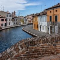 I colori di Comacchio in un tardo pomeriggio - Vanni Lazzari - Comacchio (FE)