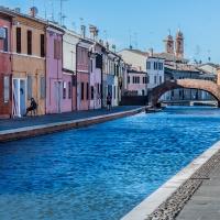Ponte San Pietro --- Comacchio - Vanni Lazzari - Comacchio (FE)