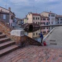 Comacchio - nel Centro Storico - Vanni Lazzari - Comacchio (FE)