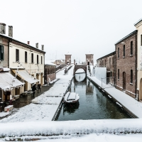 Neve su Comacchio - Francesco-1978 - Comacchio (FE)
