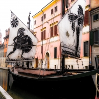 Comacchio - barcone-8 - Massimo Saviotti - Comacchio (FE)