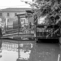 Comacchio - osterie sul canale-9 - Massimo Saviotti - Comacchio (FE)