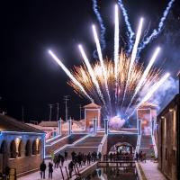 Fireworks in Trepponti - Francesco-1978 - Comacchio (FE)