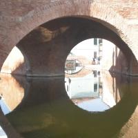Il ponte dei trepponti - Iulia Fioravanti - Comacchio (FE)